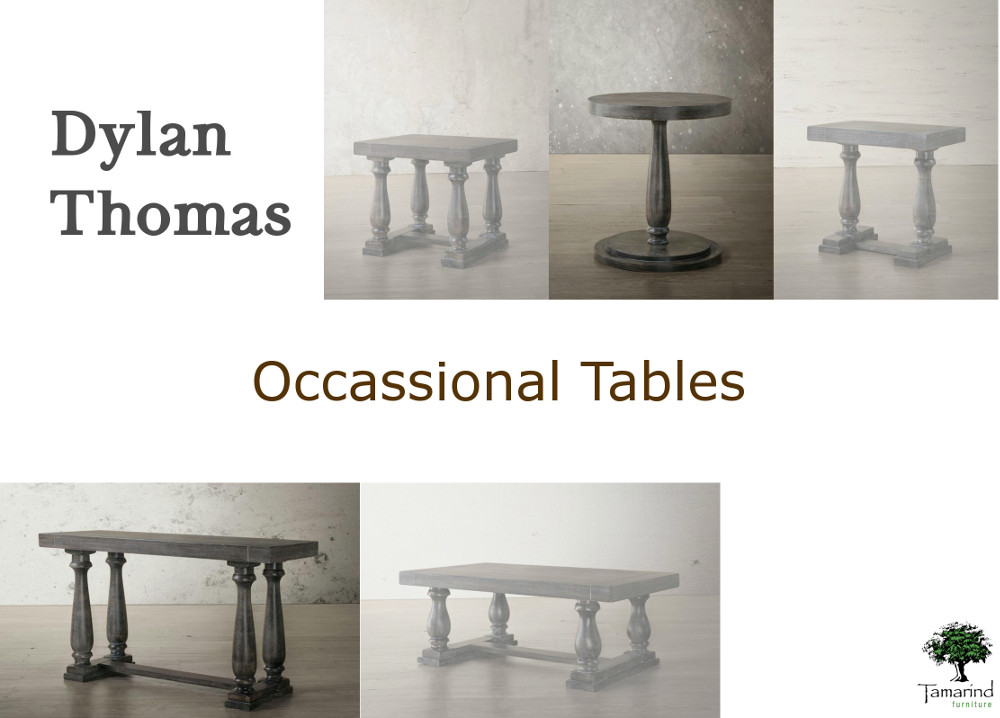 Dylan Thomas Occ Set